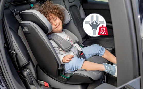 i-Size safety for all ages