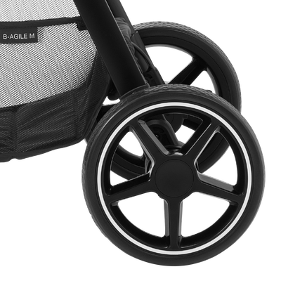 Britax Rear wheels set