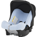 Britax Summer Cover - BABY-SAFE Blue