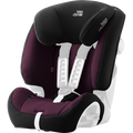 Britax Spare Cover - MULTI-TECH II / III Burgundy Red