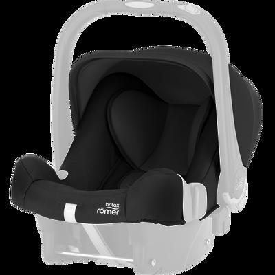 Britax Spare Cover - BABY-SAFE PLUS (SHR) II Cosmos Black