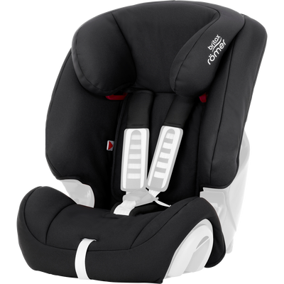 Britax Spare Cover - EVOLVA 1-2-3 Cosmos Black