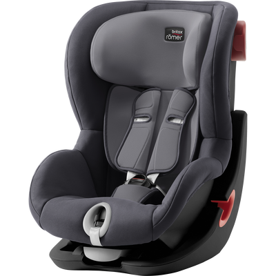 Britax KING II Storm Grey