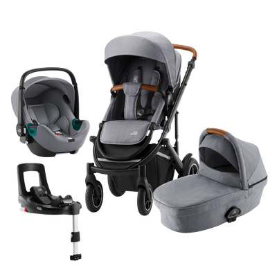 Britax SMILE III – COMFORT PLUS iSENSE BUNDLE